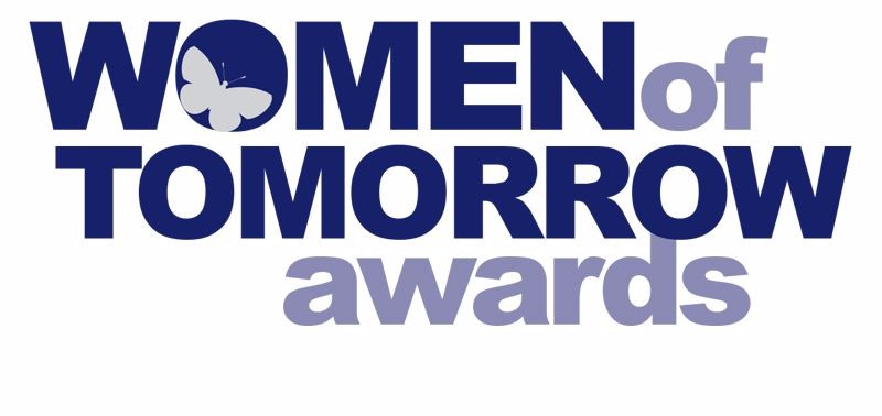 Women of Tomorrow Awards Logo